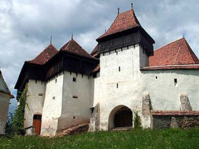 The Viscri Castle