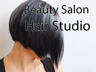 Beauty Salon Hair Studio